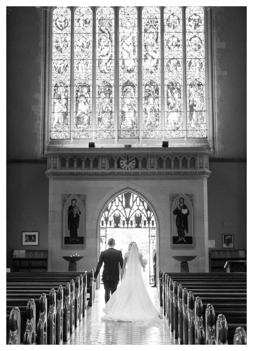 st patricks' cathedral melbourne wedding photographer