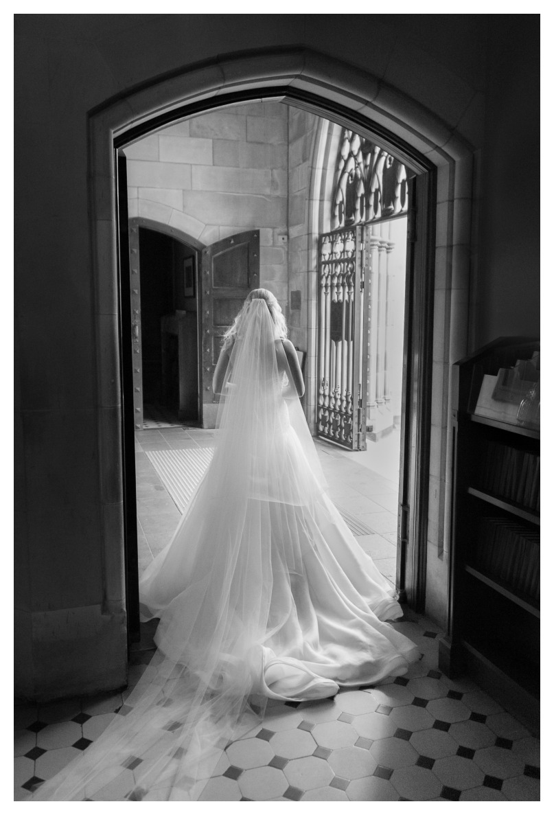 cathedral wedding photography