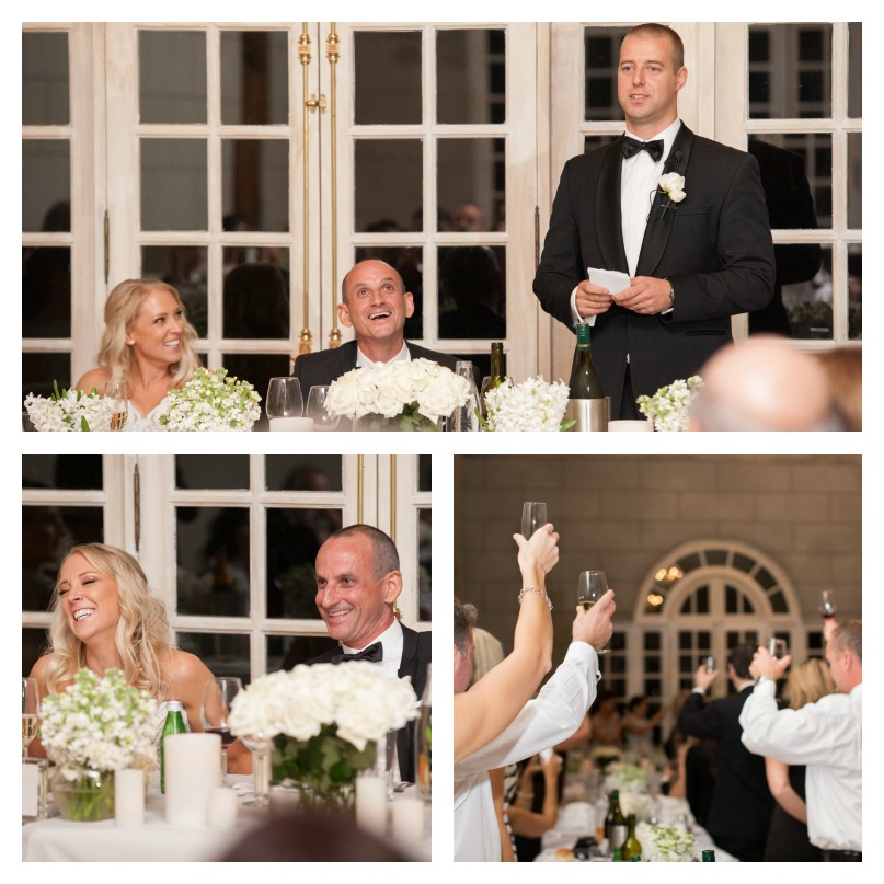 campell point house wedding
