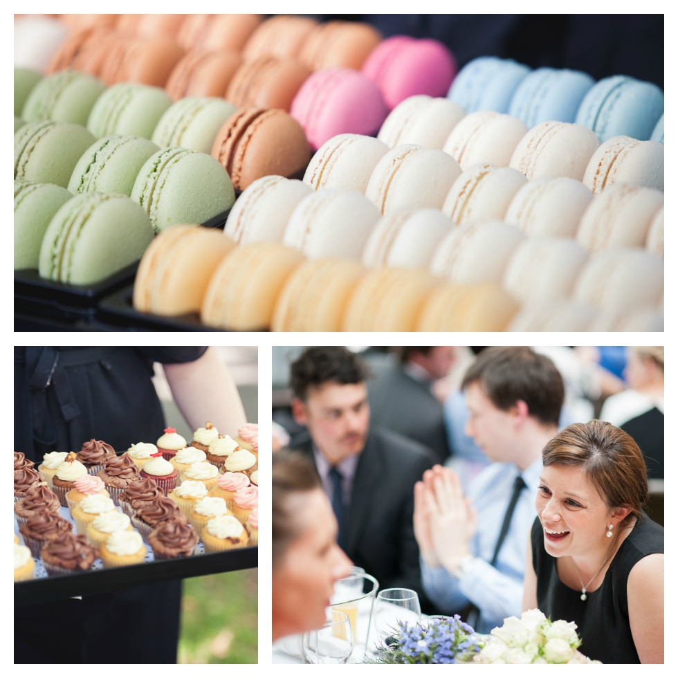 macarons, melbourne wedding