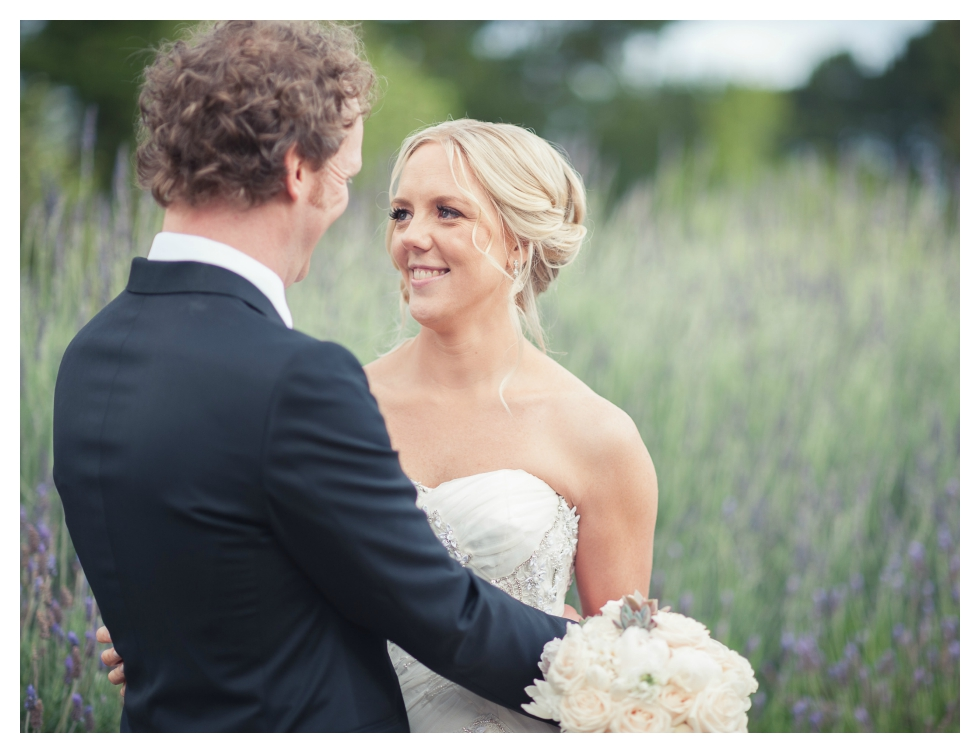 lavender wedding photos, melbourne wedding photographer