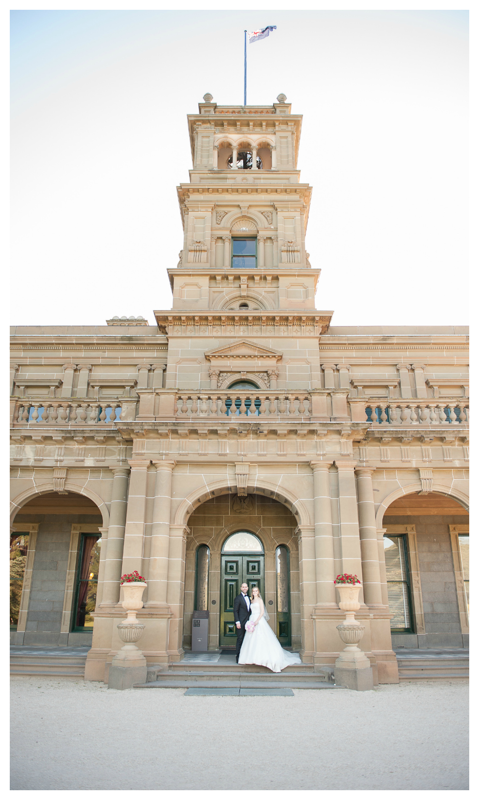 werribee mansion wedding, werribee wedding photographer