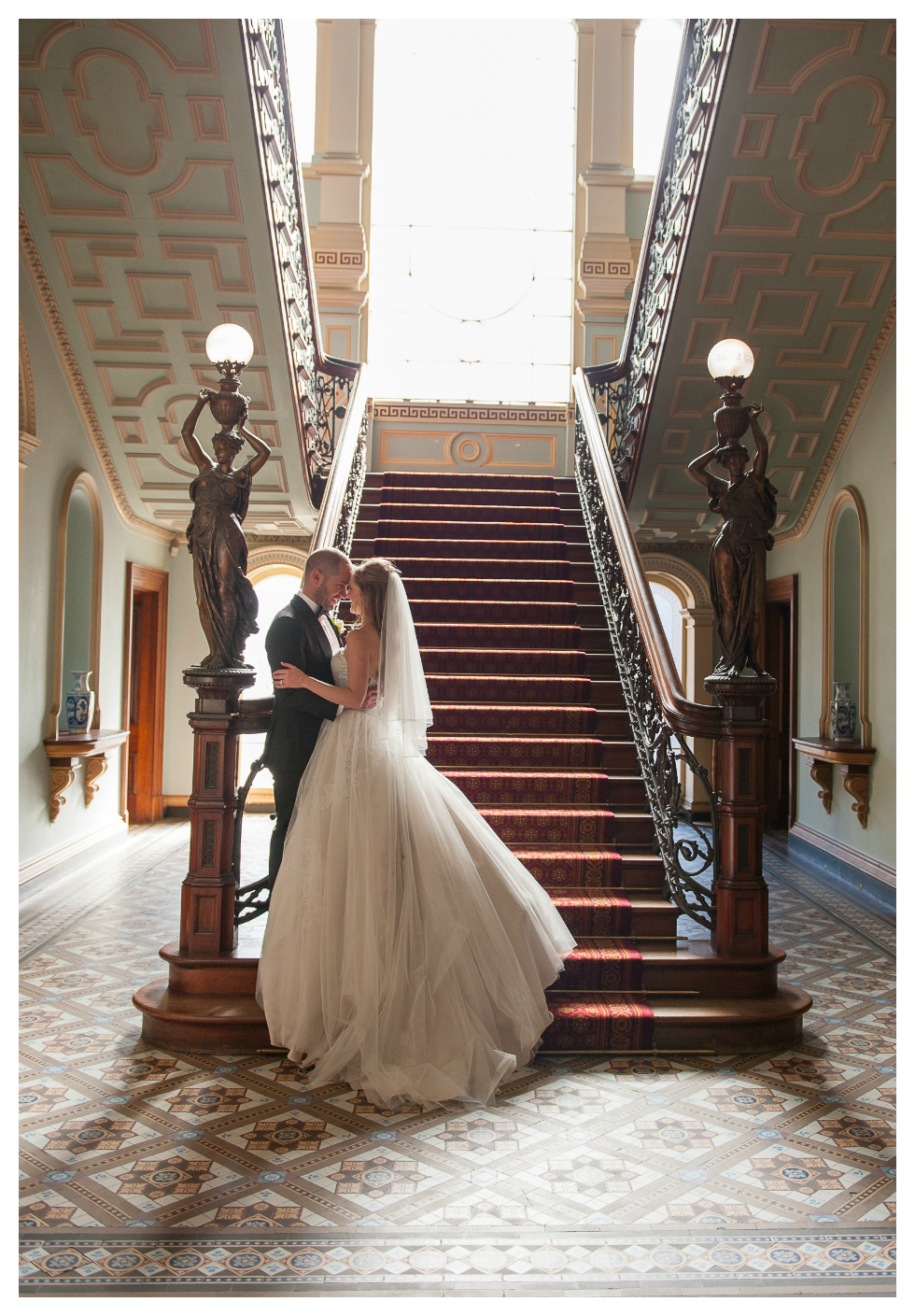 werribee mansion wedding, werribee wedding photographer, werribee mansion