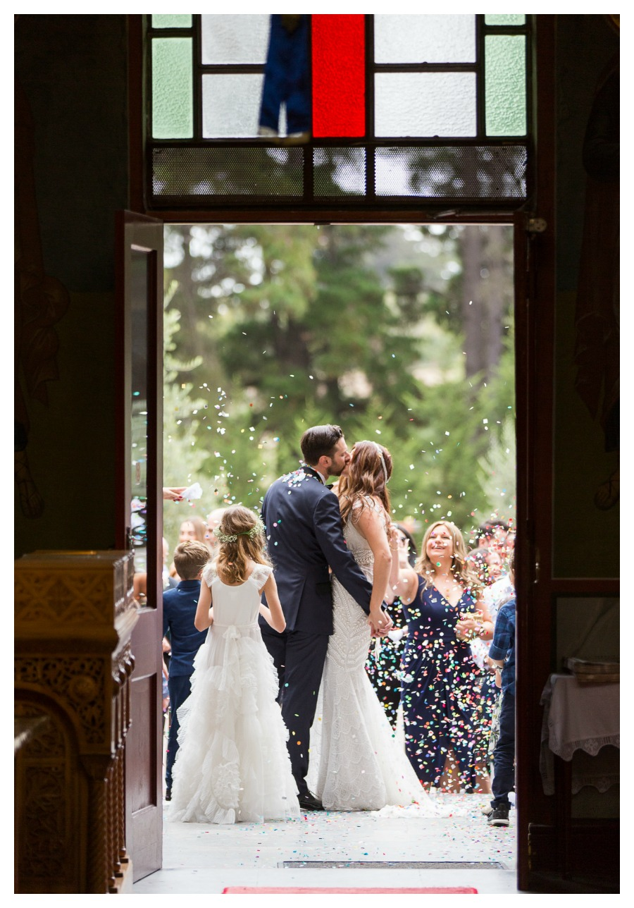 confetti, greek-wedding-melbourne, milk-photography, red-hill-wedding