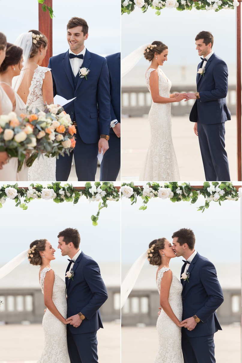 sails on the bay wedding, elwood wedding photographer, milk photographer