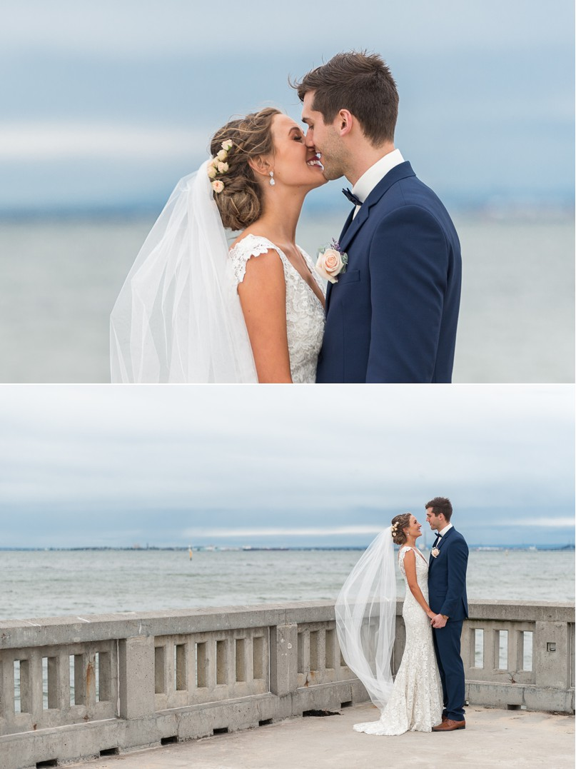 elwood wedding photographer, elwood pier