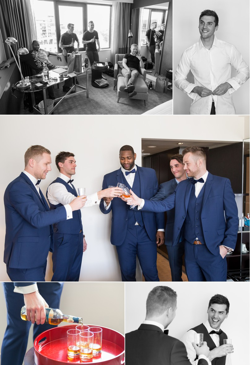 melbounre wedding photographer, groomsmen, milk photography