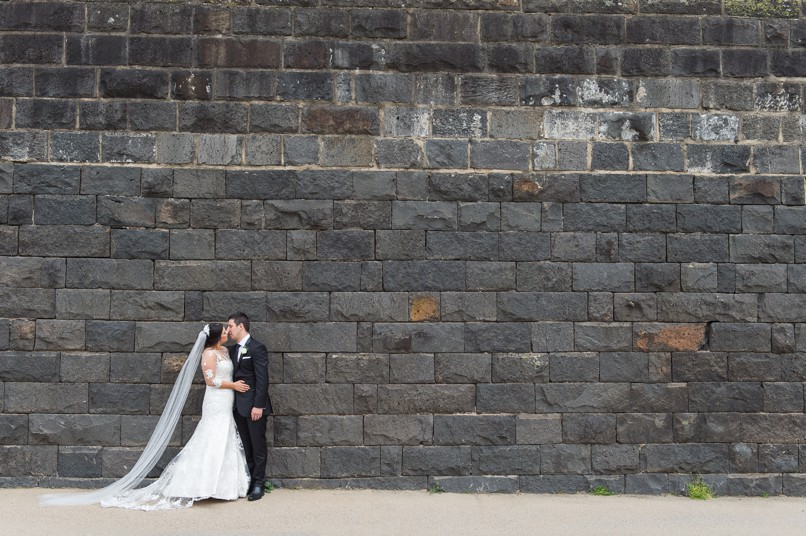 pentridge, bluestone, coburg wedding