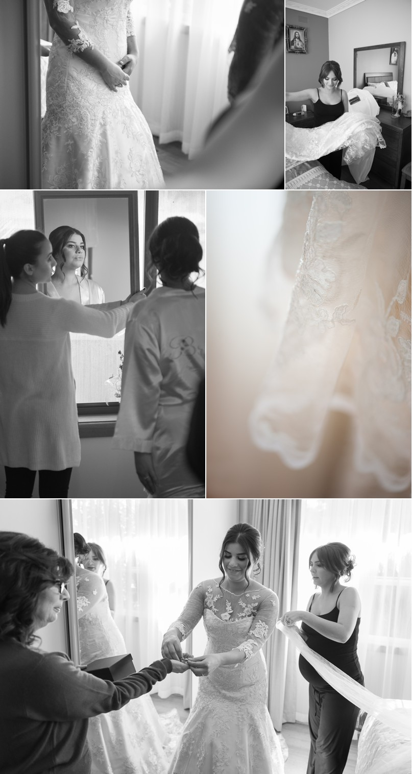 bride prep, milk photography, melbourne bride